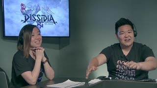 SEP E3 2018 Day 1 – DISSIDIA FINAL FANTASY NT: Tournaments and Dev Messages
