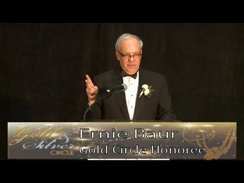 Ernie Baur Capital Emmys Gold Circle Award - Acceptance Speech