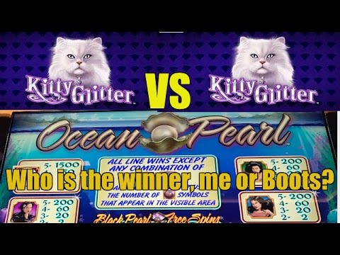 Ocean Pearl and Kitty Glitter Slot Machine-who wins, who loses?