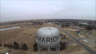 Water Tower-City of Marion, Ks