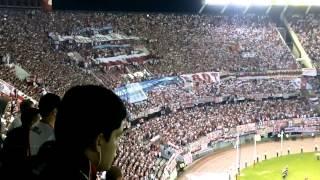 MIRA QUE DISTINTOS SOMOS - River Plate vs Estudiantes LP - Copa Sudamericana 2014