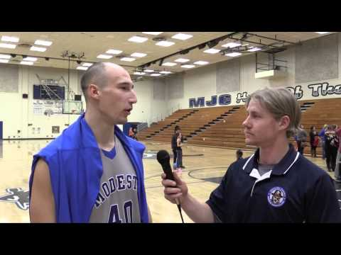 MJC Men's Basketball Pedja Stolica Interview 2015