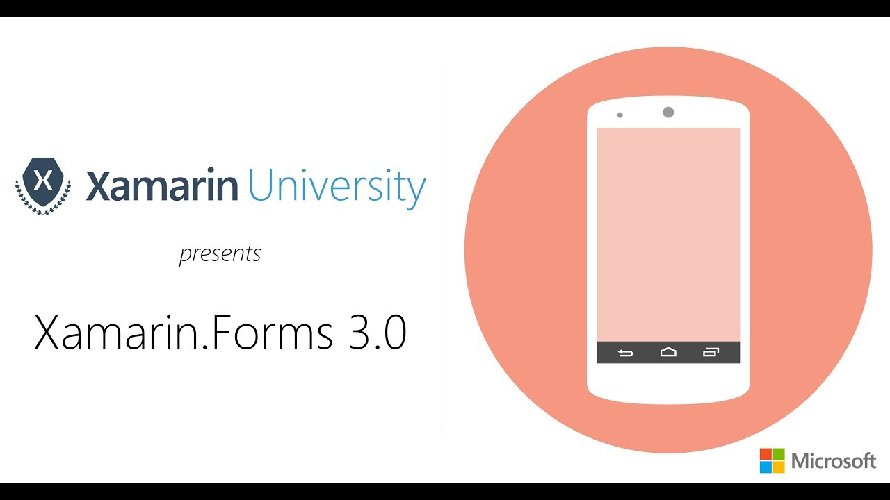 Xamarin Forms 3 0 Flex Layout - Jason DeBoever - Xamarin University