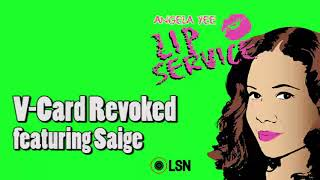 connectYoutube - Angela Yee's Lip Service: V-Card Revoked feat Saige