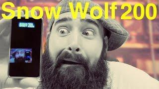 Snow Wolf 200W Box Mod!