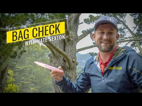 Bag Check: 2018 In-the-Bag with Nate Sexton