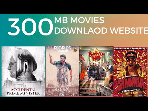300mb Movies Download Websites and Watch online