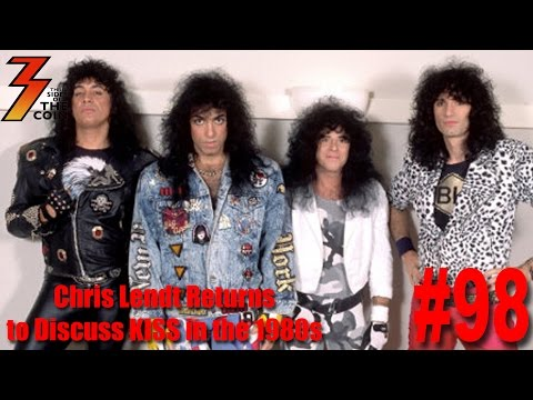 Ep. 98 Chris Lendt Returns and Talks Contracts with Peter Criss & Ace Frehley