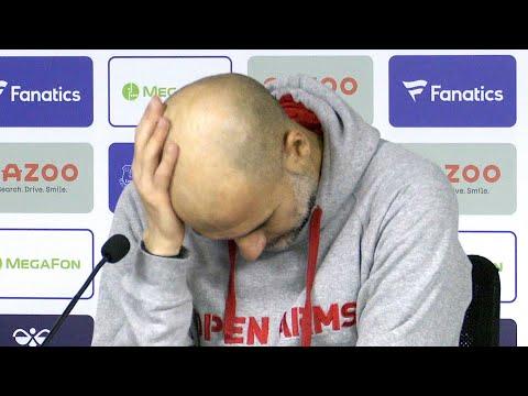 Everton 1-3 Man City - Pep Guardiola - 'What A Player!' On Bernardo Silva - Press Conference