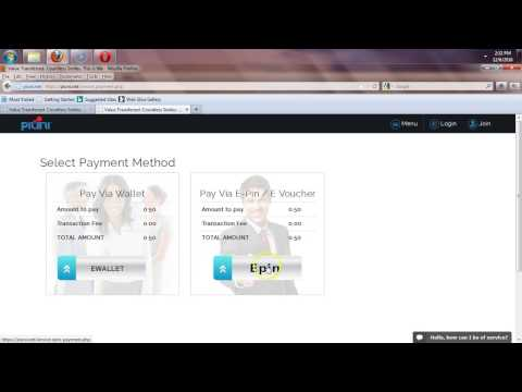 How to do mobile top up in Piuni telecom Business (Practical)