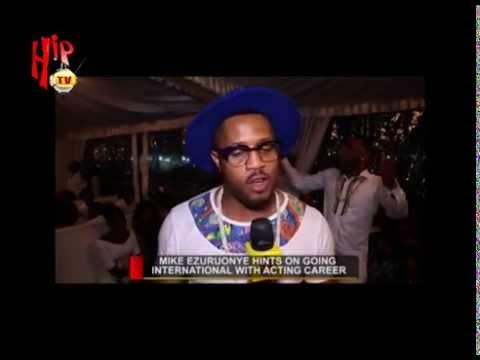 MIKE EZURUONYE HINTS ON INTERNATIONAL CAREER (Nigerian Entertainment News)