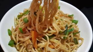 Veg noodles at home l How to make Noodles in hindi l वेज नूडल्स रेसिपी