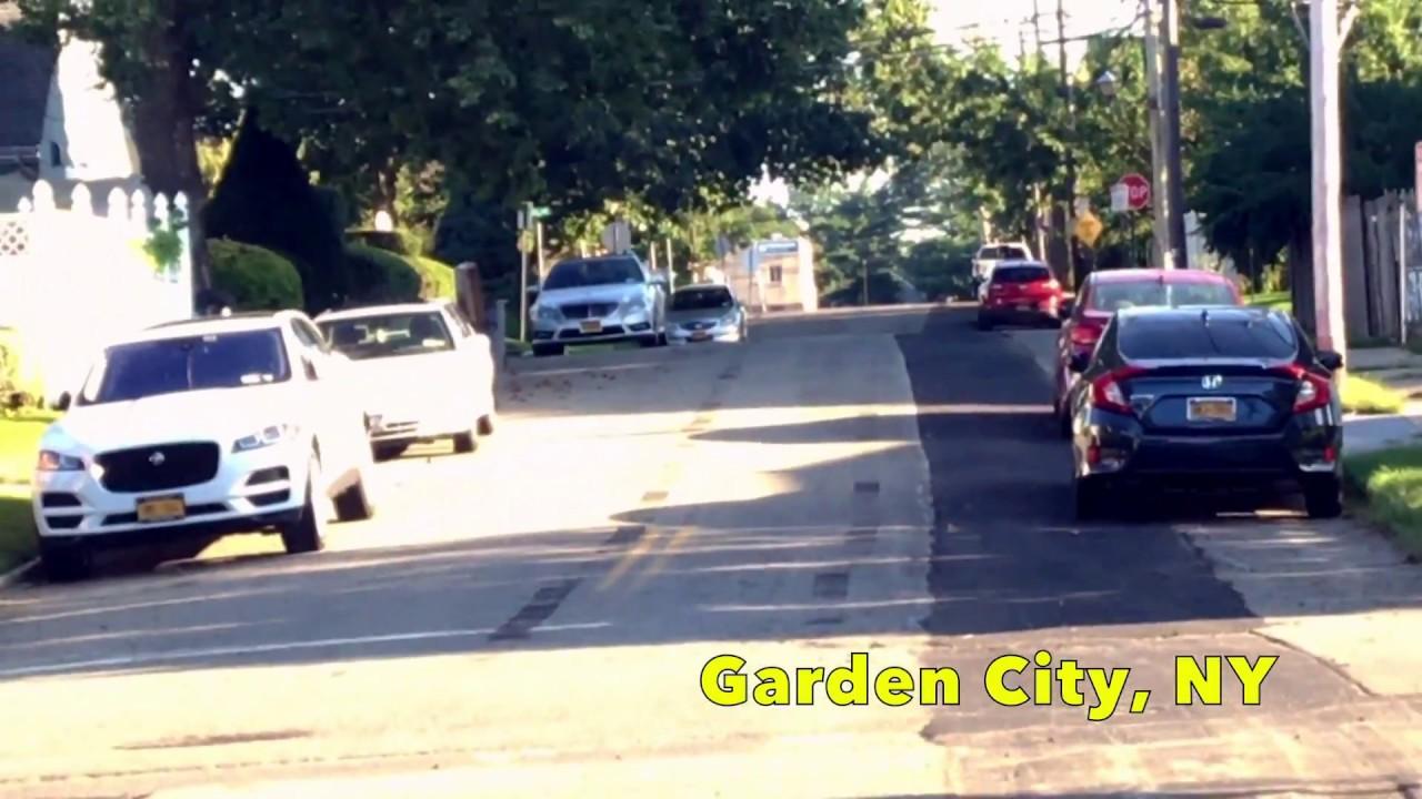 new york nassau garden city park auto road test youtube