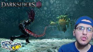 Darksiders 3: Jefe nuevo, gameplay, y habilidades de Furia | SQS