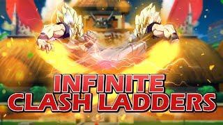 DBFZ All Infinite Clash Ladders