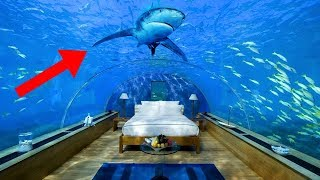 Most AMAZING Hotels In The World!