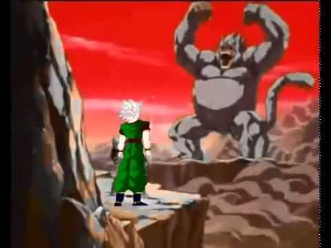 Dragonball AF   Super Saiyan 5