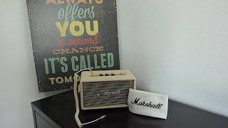 !! Si On Testait : Surprenante cette Marshall Kilburn !! -Review-