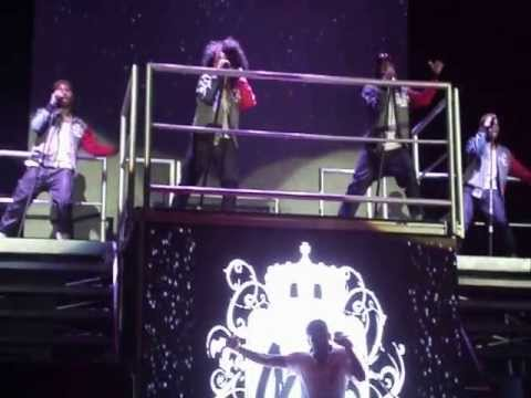 Mindless Behavior Hello and Used to be Portsmouth VA 7122013