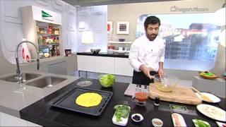 Cocina con Bruno oteiza: La pizza tortilla