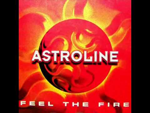 ASTROLINE - Feel The Fire (Extended Vocal Version) 1998