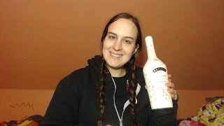 vegan almande baileys taste test almond milk liqueur review