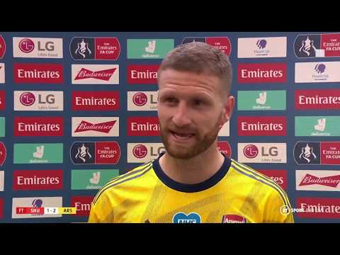 """""""I don't know what they feed Dean Henderson!"""" Mustafi speaks after 2-1 win over Sheffield United"""