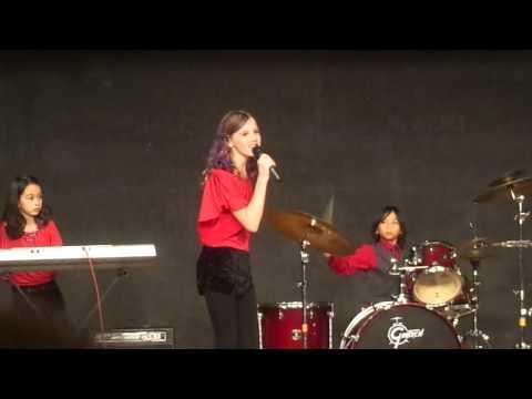 Pomerado Elementary School Talent Show 2013- Kids Fusion Band