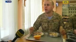 Новая система питания в украинской армии