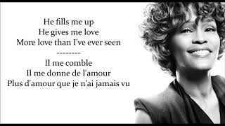 Whitney Houston - All The Man That I Need ( Traduction Française)