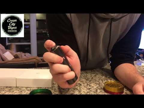 Cream City Vapes Pax 3 Vaporizer Review