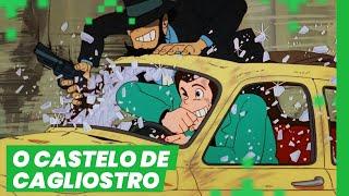 O CASTELO DE CAGLIOSTRO | O filme estreou na Netflix e você precisa ver! ft Leo Kitsune