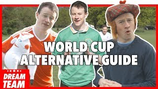 THE ALTERNATIVE GUIDE TO THE 2018 WORLD CUP