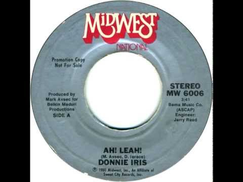 FM Memories: Donnie Iris  Ah! Leah! Original Album Version