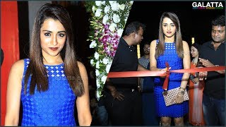 Trisha Launches CHAO, Pan Asian Fine Dining Restaurant!