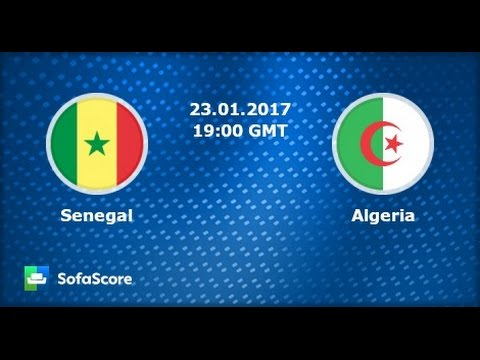 Senegal 2 - 2 Algeria | Highlights | African Cup of Nations 2017 | HD