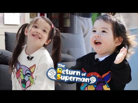 """TROS Ep275"" Na Eun & Gun Hoo Cut Full Version [The Return of Superman Ep 275]"