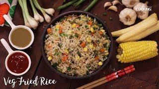 Veg Fried Rice  Fried Rice Recipe