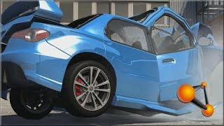 BeamNG Drive GTA IV Crash Testing
