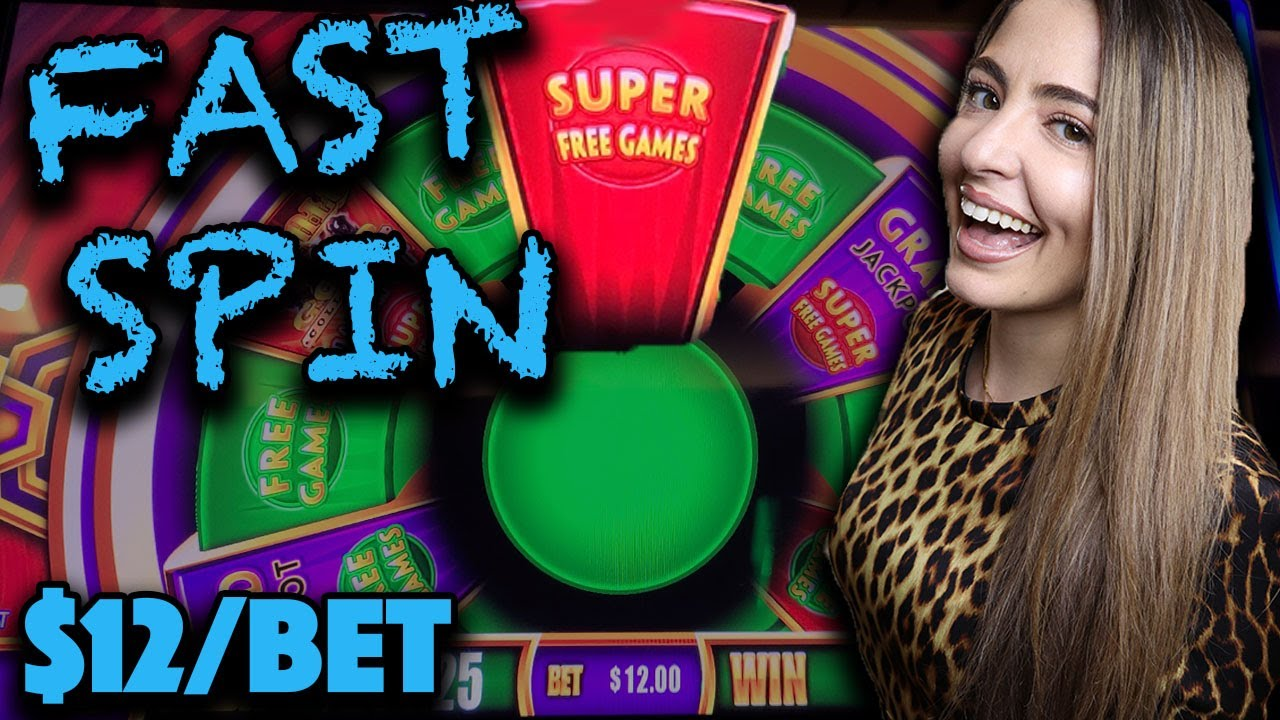 LANDED SUPER FREE GAMES on Buffalo Gold Collection in Las Vegas!