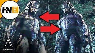 Upgrade Predator Organic Camouflage Theory EXPLAINED | The Predator