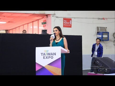 TAIWAN EXPO 2018 | Pragati Maidan | India Fair