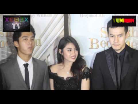 EXCLUSIVE INTERVIEW FULL WITH ALL CAST SUNSHINE BECOMES YOU HERJUNOT NABILLA JKT48 BOY WILLIAM