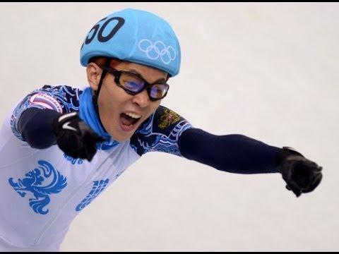 Виктор Ан стал рекордсменом по числу золотых медалей в шорт-треке на ОИ