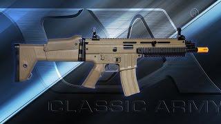 classic army issc mk22 in dark earth