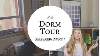 ROOM TOUR : JMU DORM
