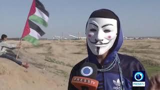 В ивицата Газа продължават анти-израелските демонстрации