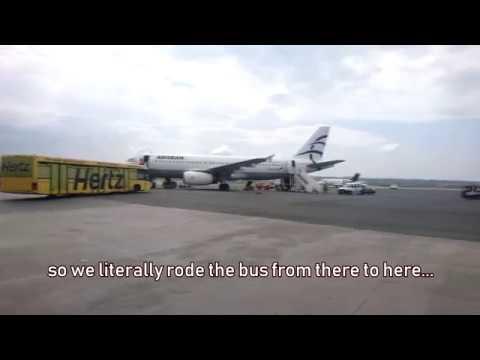 Segment Run with Aegean! Tripreport Stuttgart to Thessaloniki | A320 | PART 1