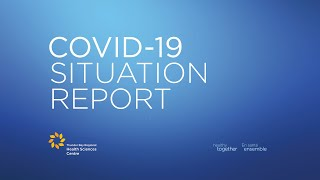 COVID-19 Situation Report for November 2nd, 2020