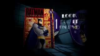Batman the Animated Series Volume 1 DVD Trailer